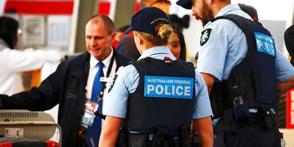 Airport security tightened after foiled attack